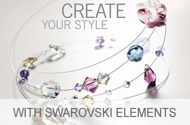 Swarovski Crystal - Create Your Style Instruction