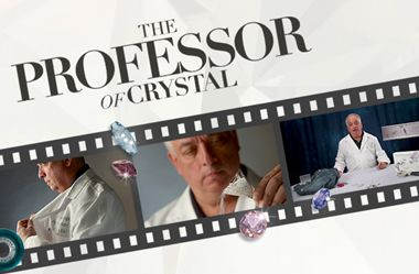 Professor of Crystal