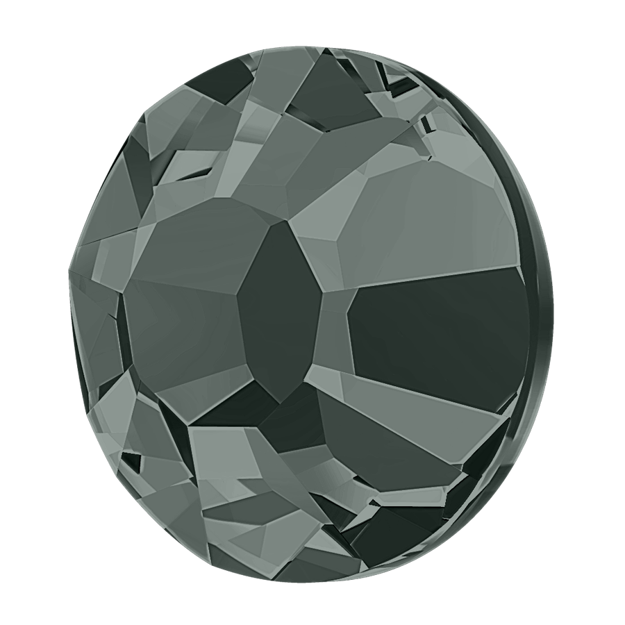 BLACK DIAMOND - SL Rhinestones from Austria