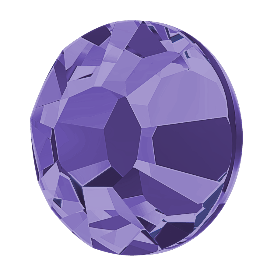 TANZANITE - SL Rhinestones from Austria