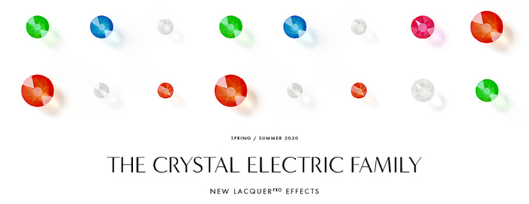 Swarovski Crystal Electric Family