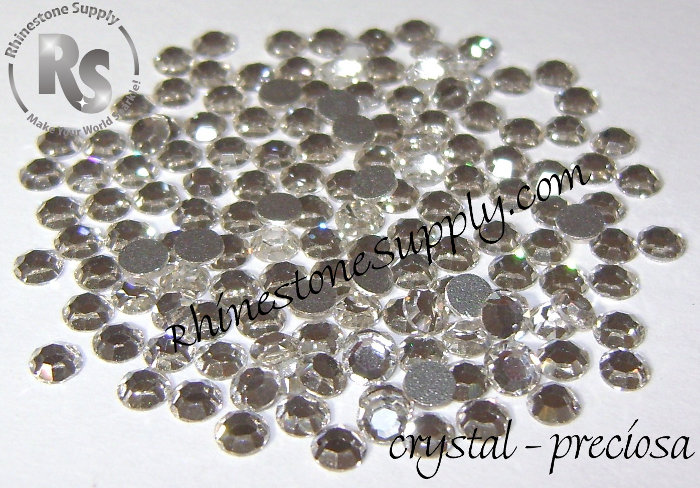 CRYSTAL - HOT FIX - Preciosa Rhinestones