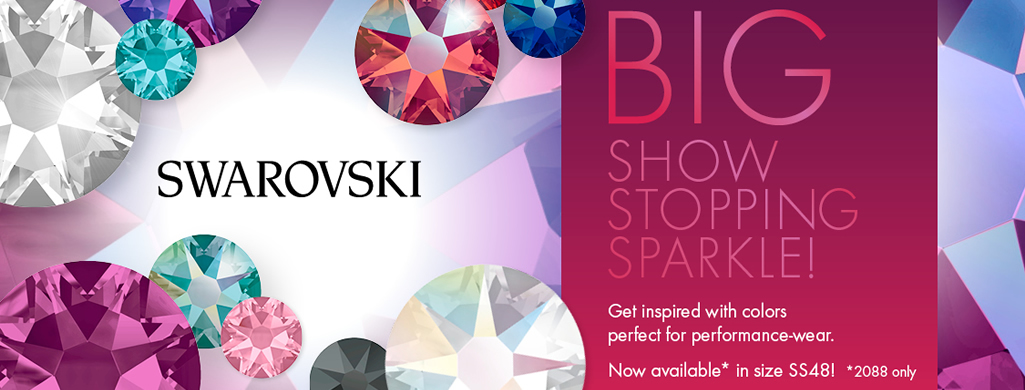 Swarovski Big Show Stopping Sparkle