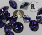 24ss Heliotrope 1028 Swarovski Point Back Chaton