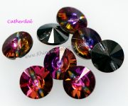 10mm CATHEDRAL 3015 Rivoli Button