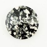 14mm MARBLE BLACK 3200/B Sew On Rivoli Rhinestones