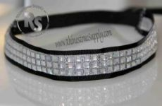 Rhinestone Sport Stretch Headband
