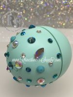 Bedazzled EOS Lip Balm - Mint Green