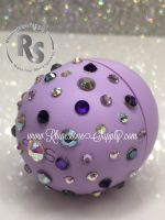Bedazzled EOS Lip Balm - Purple