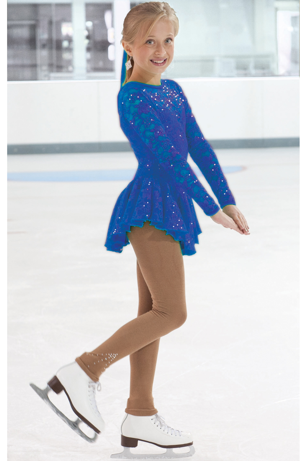 Girls Ice Skating Dress