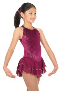Jerry's Ice Shimmer Dress - SANGRIA - 570 Youth 10-12
