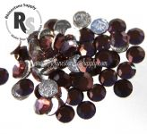 16ss LIGHT BURGUNDY - HOT FIX Rhinestones